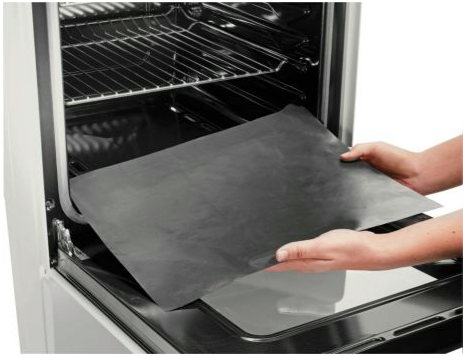 how to keep oven clean